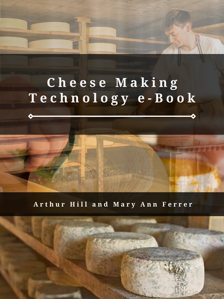 Cover image for Cheese Making Technology e-Book